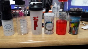 Tall, short, glass, plastic, BPA free we can help you with all your water bottle needs