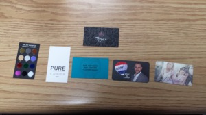 Here are 6 different business cards to show just how unique you can be