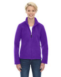 Ladies Fleece 78190 -  comes blue, black, purple, red, burgundy, yellow, gray, black, green